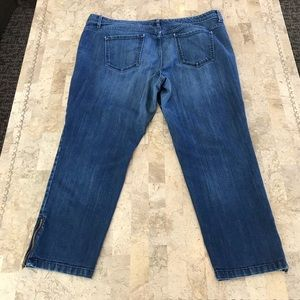Old navy jeans plus size 20